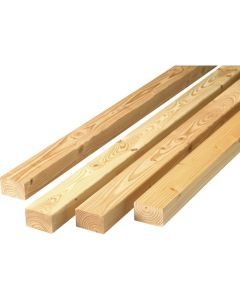 FARO TERRACE Planks terraced substructure Larch indigenous Planed 44 x 60 x 5000 MM