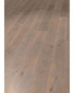 FloorArt 3 layers prefabricated parquet Oak Brushed Rustic Haven lightly smoked 14.2 x 2130 x 240 MM
