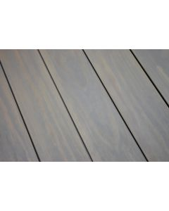 FARO TERRACE Planks terraced La Giardina Accoya Radiata Pine acetylated 7685 Smooth / smooth A1 Azzuro gray 25 x 145 x 4800 MM