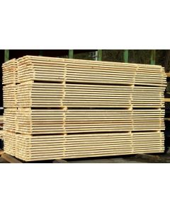 LATH Lath planed Spruce / fir Calibrated 27 x 100 x 4000 MM