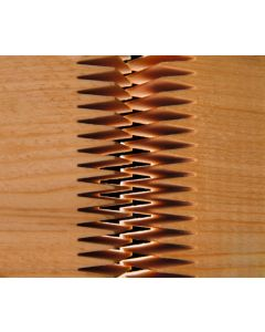 LATH Lath finger jointed Spruce / fir 2 sided planed PEFC 100% 40 x 40 x 5000 MM