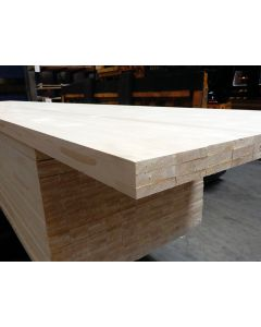 DOORFRAME PLATE Spruce For painting FSC 100% 60 x 940 x 5300 MM