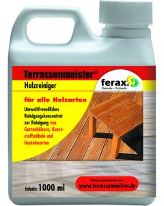 FERAX Woodcleaner for terraces 1 L